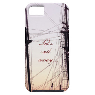 let's sail away... iPhone 5 cases