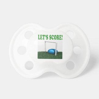 Lets Score Pacifiers