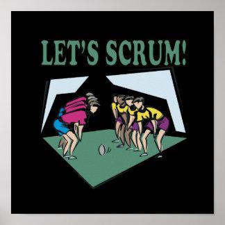 Lets Scrum Print