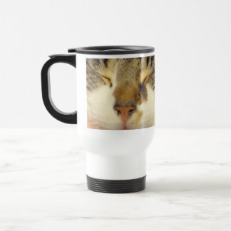Let's sleep in!  Mom Travel Mug