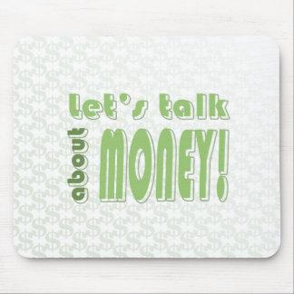 Let's talk about money mouse pads