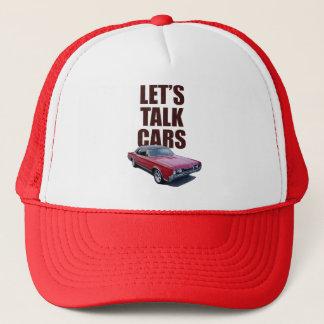 Let's Talk Cars 442 Cap
