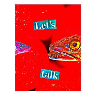 Let's Talk Postcards