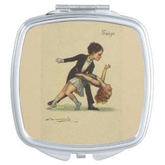 Let's Tango, Vanity Mirrors