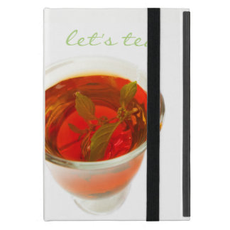 let's tea cover for iPad mini