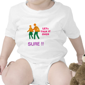 LETs WALK - Bubble Talk Tshirt