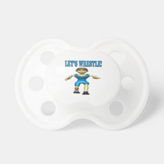 Lets Wrestle 4 Pacifiers