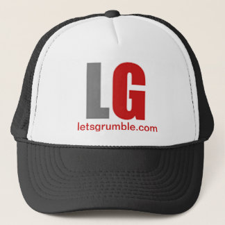 LetsGrumble Trucker Hat