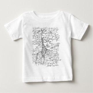 Letter 菩 薩 tshirt
