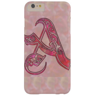 Letter A Barely There iPhone 6 Plus Case