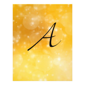 Letter A Flyers