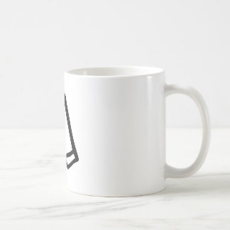 Letter A Coffee Mugs
