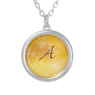 Letter A Custom Necklace