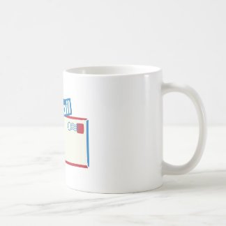 Letter_Air Mail Coffee Mugs