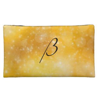 Letter B Makeup Bag