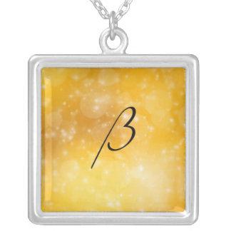 Letter B Jewelry