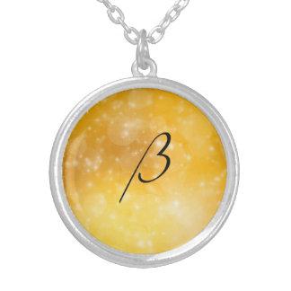 Letter B Custom Jewelry