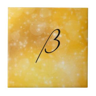 Letter B Tiles