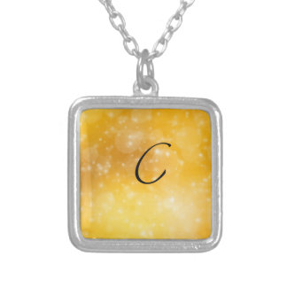 Letter C Personalized Necklace