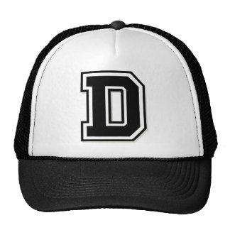 """Letter """"D"""" Initial Cap"""