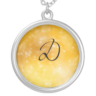 Letter D Custom Necklace
