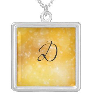 Letter D Custom Jewelry