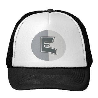 Letter E Hat