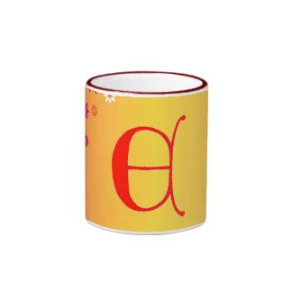 Letter E Mug