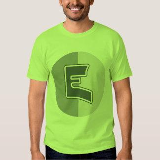 Letter E Shirt