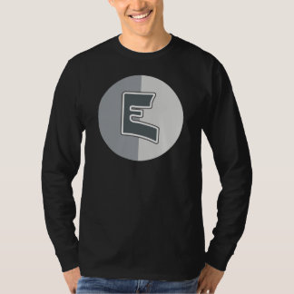 Letter E Tee Shirts