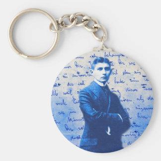 Letter From Kafka Key Ring