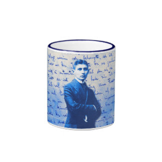 Letter From Kafka Ringer Coffee Mug