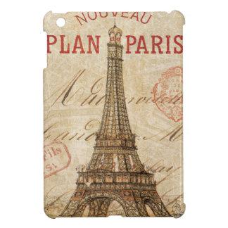 Letter from Paris iPad Mini Cases