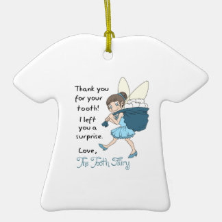 LETTER FROM TOOTH FAIRY CERAMIC T-Shirt DECORATION