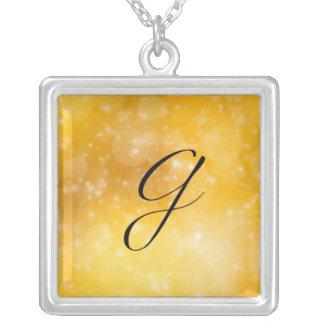 Letter G Custom Necklace