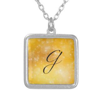 Letter G Custom Jewelry