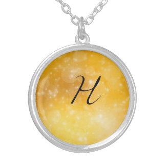 Letter H Custom Necklace