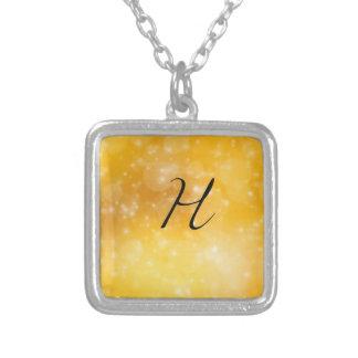 Letter H Custom Jewelry