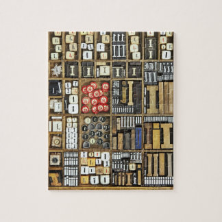 Letter I Jigsaw Puzzle