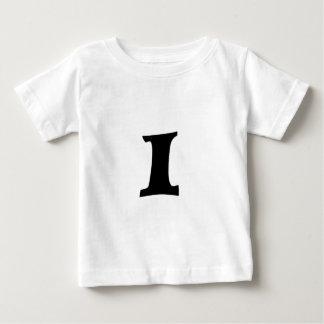 Letter I_large Baby T-Shirt