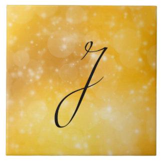 Letter J Tiles