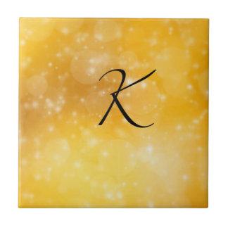 Letter K Tiles