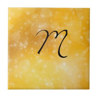 Letter M Ceramic Tiles