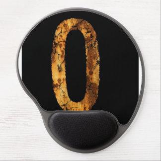 Letter O Gel Mousepads
