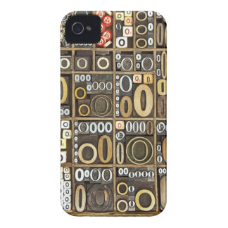Letter O iPhone 4 Case