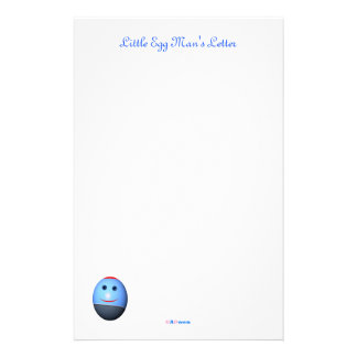 Letter Paper for Boys