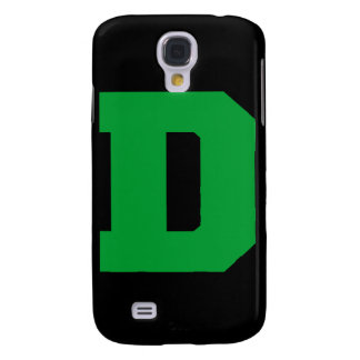 Letter Pride D Green png Samsung Galaxy S4 Covers