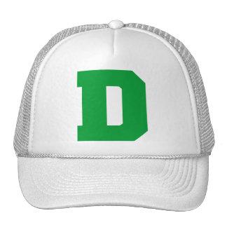 Letter Pride D Green.png Hat