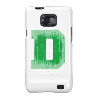 LETTER PRIDE D GREEN VINTAGE.png Galaxy SII Cases