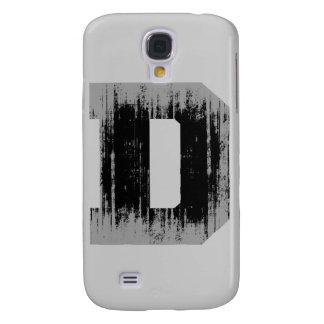 LETTER PRIDE D VINTAGE png Galaxy S4 Case